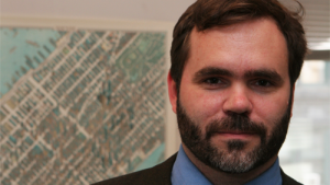 Andrew White, Director of the Center for New York City Affairs at The New School, Lecturer at Milano School of International Affairs, Management, and Urban Policy, and He is the cofounder and editor of Child Welfare Watch and founder of the Center for an Urban Future.