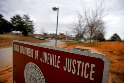 dept of justice sign